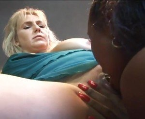 Black Girl Fucks White Mature
