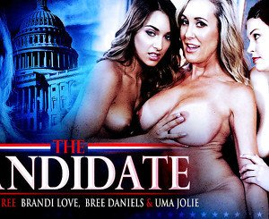 Bree Daniels & Brandi Love in Three