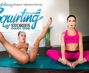 Adriana Chechik & Megan Rain in